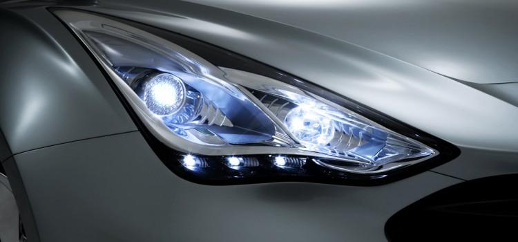 Какой штраф предусмотрен за ксенон на автомобильных фарах в 2019: можно ли ставить?