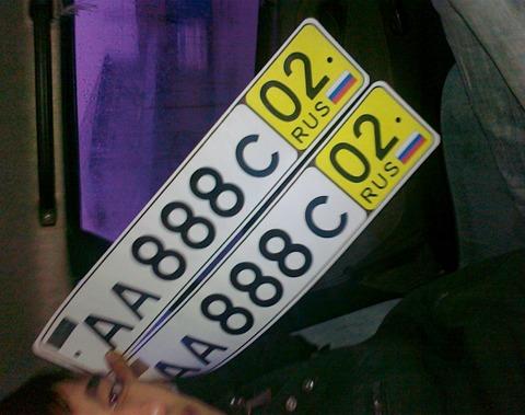 Штраф за просроченные транзитные номера