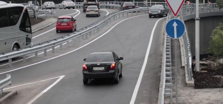 Штраф если не уступил дорогу автомобилю
